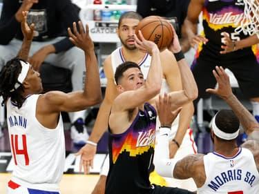 NBA: le point sur des finales de conférence inattendues
