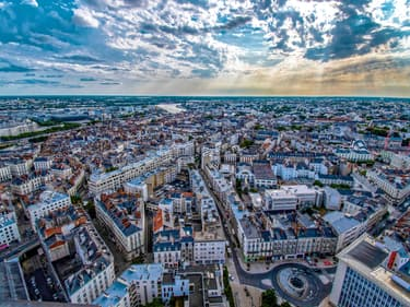 5G à Nantes : 1 mois déjà