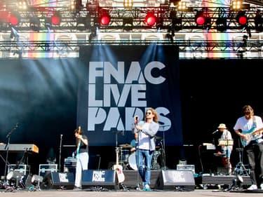 FNAC Live Paris : on a vu Eddy de Pretto, Parcels et Clara Luciani