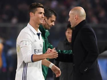 Zidane, Messi et Ronaldo au programme sur RMC Sport ce week-end