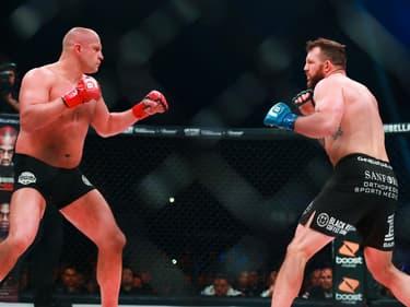 Bellator 268 + UFC Fight Night : les combats de la nuit sur RMC Sport