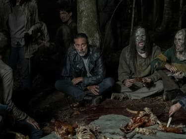 The Walking Dead : cette scène qui change tout