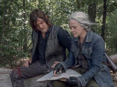 The Walking Dead : la chronologie des séries