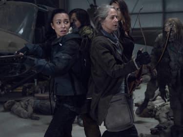 The Walking Dead : nouvelles images et révélations sur la saison 11