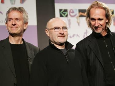 Genesis annonce sa reformation pour une série de concerts