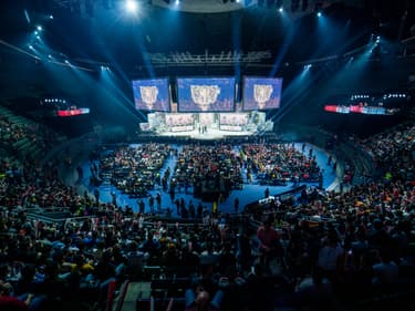 Paris accueille la finale du mondial de League of Legends