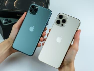 iPhone 12 Pro Max, le meilleur écran du marché ?