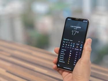L'iPhone va permettre de mesurer la qualité de l'air