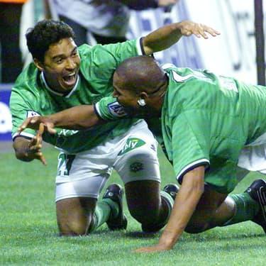 Saint-Étienne - PSG : Alex et Aloísio, le duo brésilien passé par les deux clubs