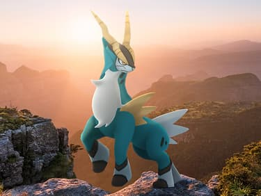 Les premiers légendaires de la 5G arrivent dans Pokémon GO