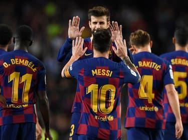 Pour Neymar, les joueurs du Barça prêts à tout !
