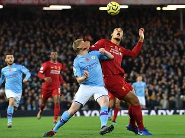 Premier League : le programme de la semaine, avec Manchester City - Liverpool