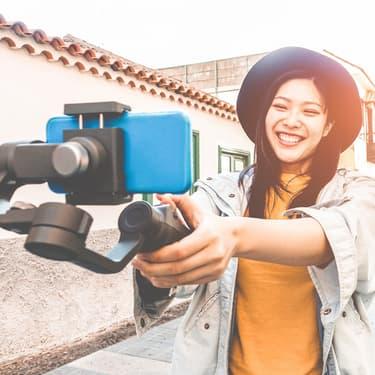 Le stabilisateur est l'un des meilleurs accessoires pour réussir des photos sans trembler !
