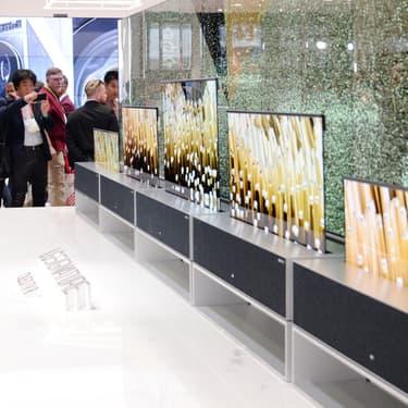 Des écrans TV enroulables $1 Bientôt, cette innovation sera possible grâce à LG qui a présenté son prototype au CES 2019.