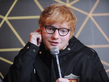 Ed Sheeran dit au revoir à ses fans