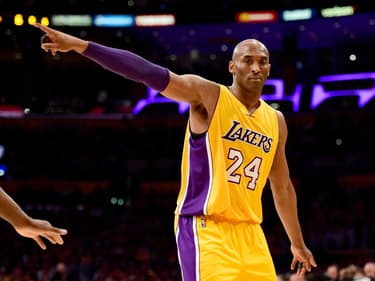 Kobe Bryant : sa (grande) carrière en chiffres