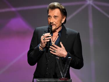 5 choses que l'on sait sur le nouvel album de Johnny Hallyday