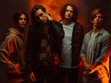 The Faim, le groupe australien passe à table