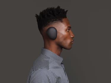 Human Headphones : les écouteurs sans-fil plus humains !