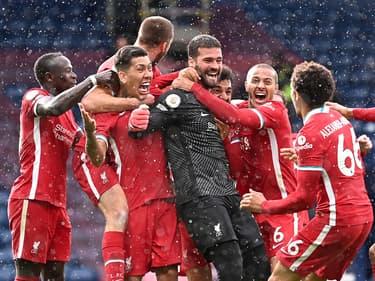 Le but incroyable du gardien de Liverpool