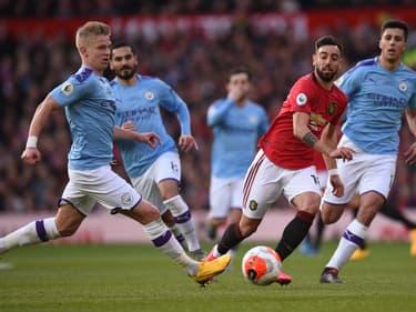 Premier League, J12 : le programme, avec Manchester United-Manchester City
