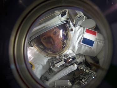 Thomas Pesquet, envoyé spatial sur Ushuaïa TV