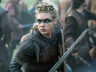Vikings: Lagertha a-t-elle vraiment existé?