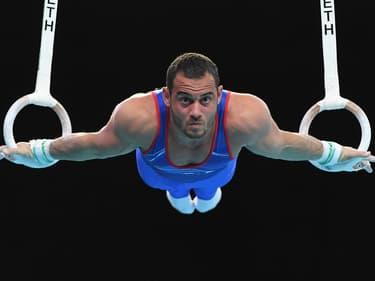 Gymnastique : l'Équipe de France masculine n'ira pas aux JO