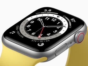 Apple Watch : comment personnaliser et partager ses cadrans ?