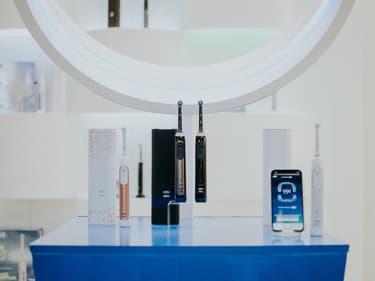 Une brosse à dents intelligente pour mieux vous laver les dents