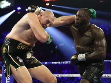 Boxe : le choc Fury VS. Wilder III, cette nuit sur CANAL+