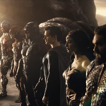 Zack Snyder's Justice League est disponible en VOD chez SFR