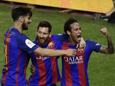 Messi regrette l'absence de Neymar