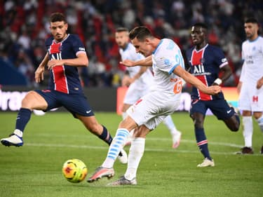 Ligue 1 : les matches en retard de la semaine avec l'OL, le PSG et l'OM
