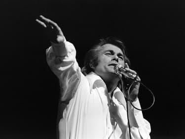 Le chanteur Alain Barrière s'est éteint
