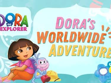Partez à l'aventure avec Dora l'Exploratrice et la Pat'Patrouille !