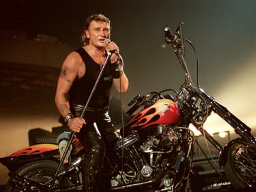 Johnny Hallyday  : on sait enfin à qui Je te promets était destinée