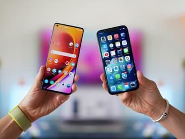 Comment choisir entre Android et iOS ?