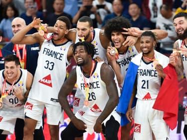 Coupe du Monde de Basket : la France se console avec le bronze