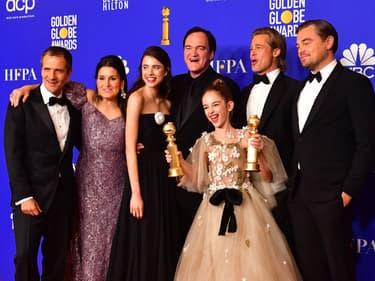 Golden Globes 2020 : Tarantino consacré, Scorsese (et Netflix) snobé