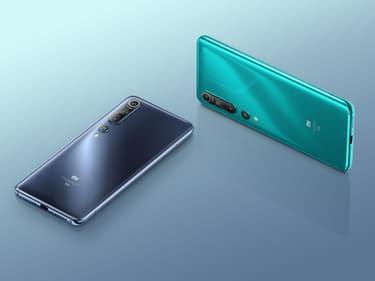 Zoom sur 5 nouveaux smartphones compatibles 5G