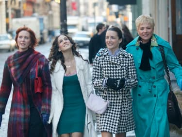 Sex and the City : une suite pour la série culte !