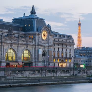 Le musée d'Orsay est accessible en visite virtuelle pendant le confinement.