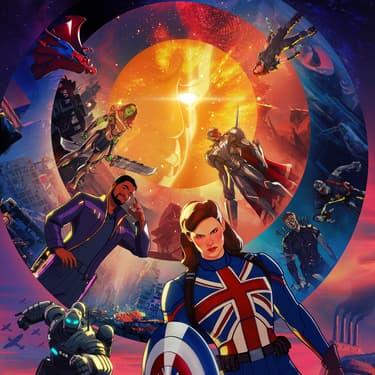 What if… ? La série animée Marvel se dévoile en images