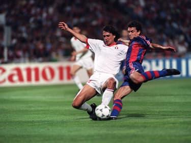 Ligue des Champions : la finale Barcelone - Milan de 1994 sur RMC Sport