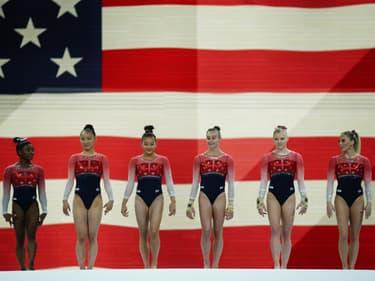 Mondiaux de gymnastique : les Américaines sont (encore) sacrées championnes