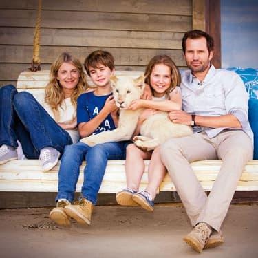 Mia et le Lion Blanc, aventure et émotions ce soir sur Ciné+ Famiz