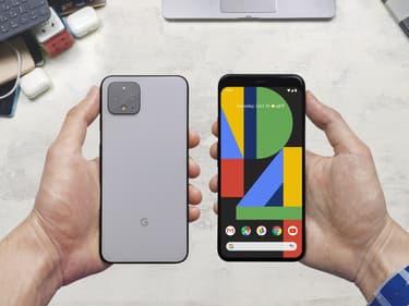 Google Pixel 5 : une particularité au niveau de l'écran