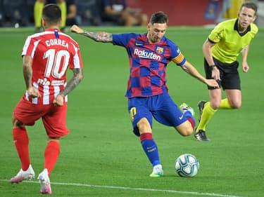 Liga : Messi marque le 700ème but de sa carrière