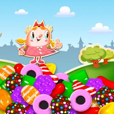 Candy Crush, véritable phénomène depuis 2012